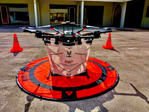 PromoDrone In Partnership with Bella Wings Aviation Brings Drone Banner Advertising to Global Market