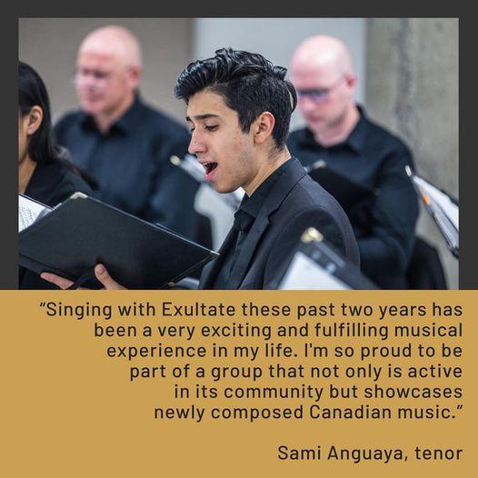 Sami Anguaya, tenor