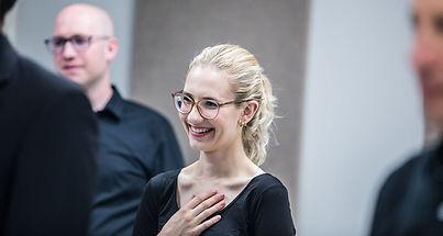 Julia Frodyma. Photo by Gideon Greenbaum