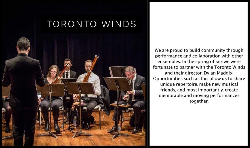 Toronto Winds