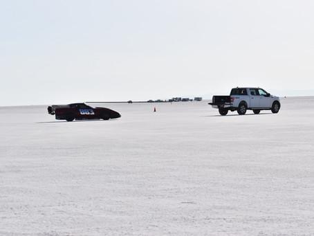 Bonneville Salt Flats (Part 7)