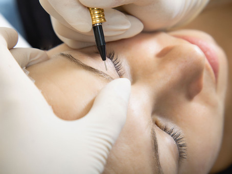 What Does Permanent Makeup Training Include?