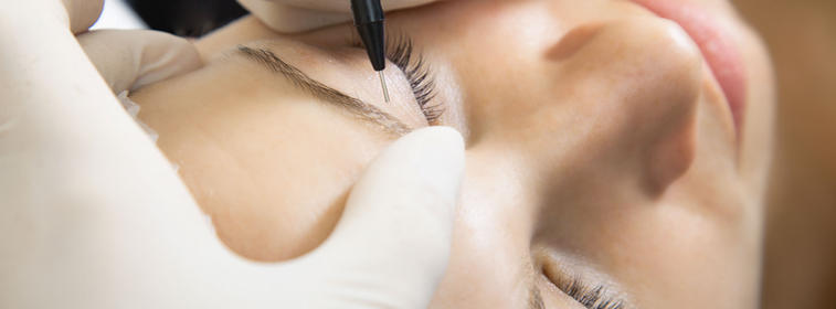 Permanent Cosmetic w/Microblading