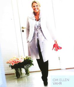 Ellen Vahr: Drømmekraft
