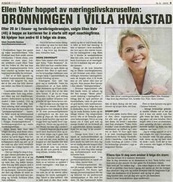 Dronningen i Villa Hvalstad