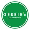 Gerbie's Salad & Sandwich Logo