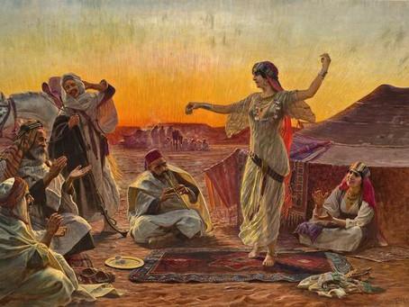 Oriental Dance History