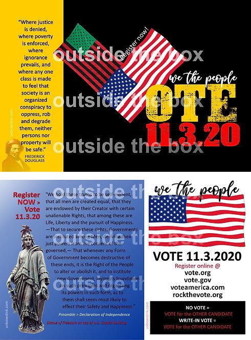 VOTE 2020 MINI POSTER  jpg