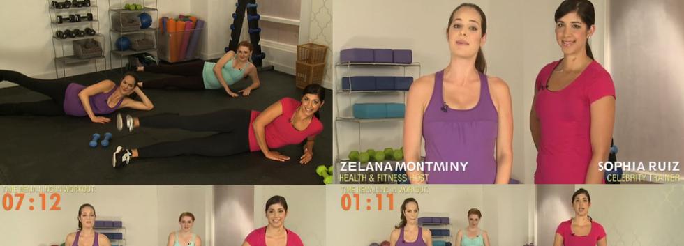 10-Minute-Leg-Butt-Workout-Pregnant-Wome