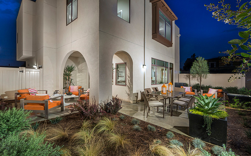 Irving House - Orange CA - By MBK Homes