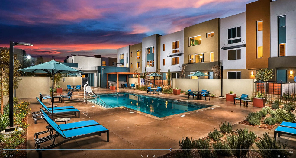 Chula Vista Townhomes - Chula Vista CA - By City Ventures