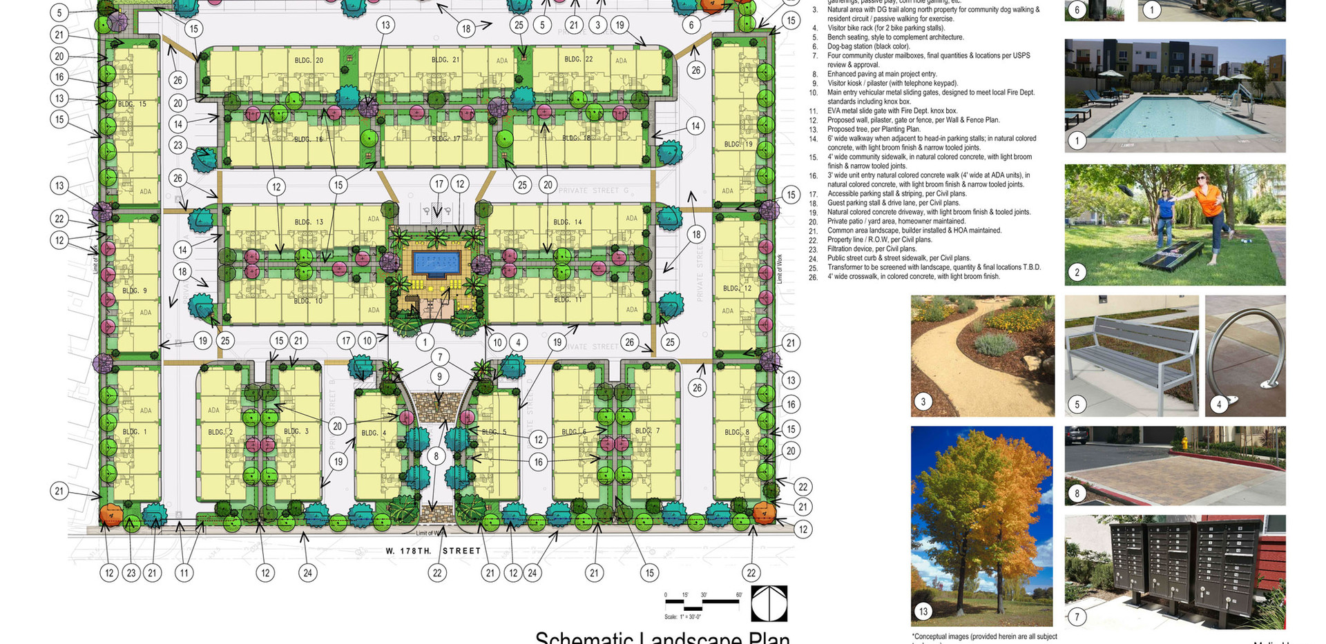 One Seven Eight Townhomes - Gardena CA - By Melia Homes