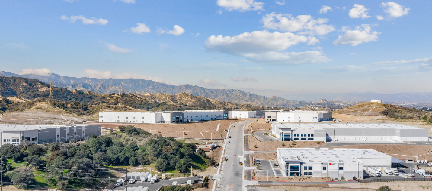 The Center At Needham Ranch - Santa Clarita CA - By Trammell Crow