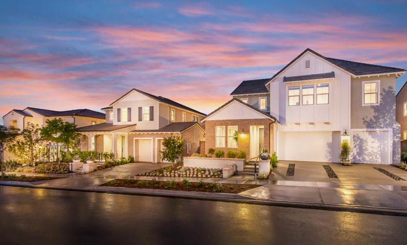 Hacienda At Escaya - Chula Vista CA - By Brookfield Homes