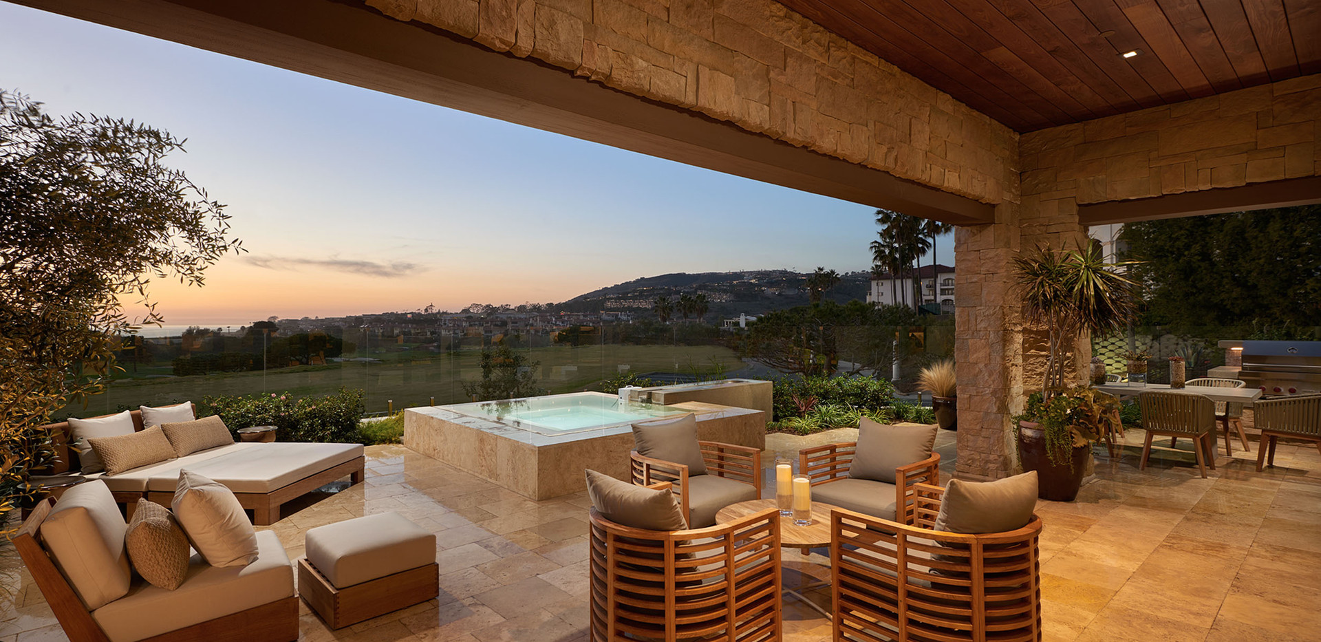 The Grand Monarch - Dana Point CA - By William Lyon Homes