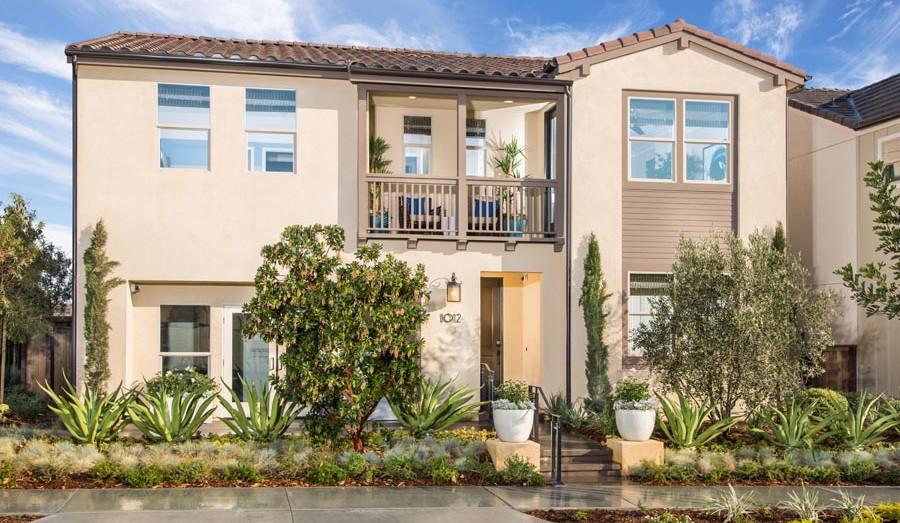 Prado At Escaya - Chula Vista CA - By Brookfield Homes