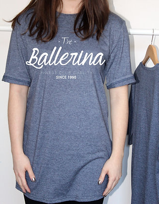 BALLERINA CLUB - Intights ambassador dance shirt