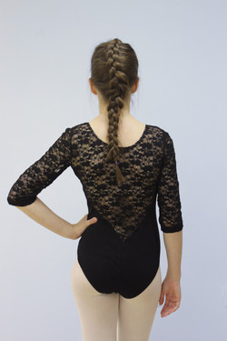 Floral lace dance leotard Intights Dancewear.jpg