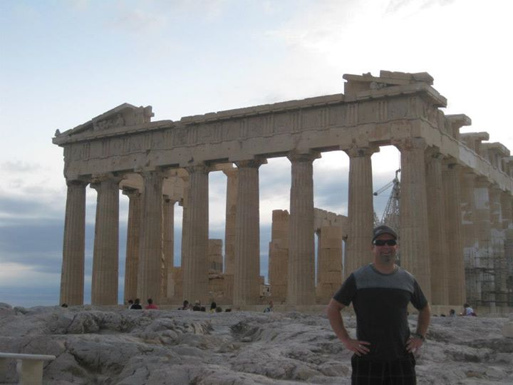 Acropolis Parthenon, Greece