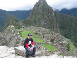 Machu Picchu, Andes Mountains ,Peru