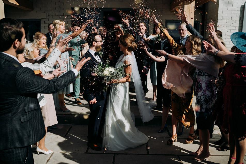 © Gingerbeard Wedding Photography