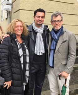Con George Petrou 2016