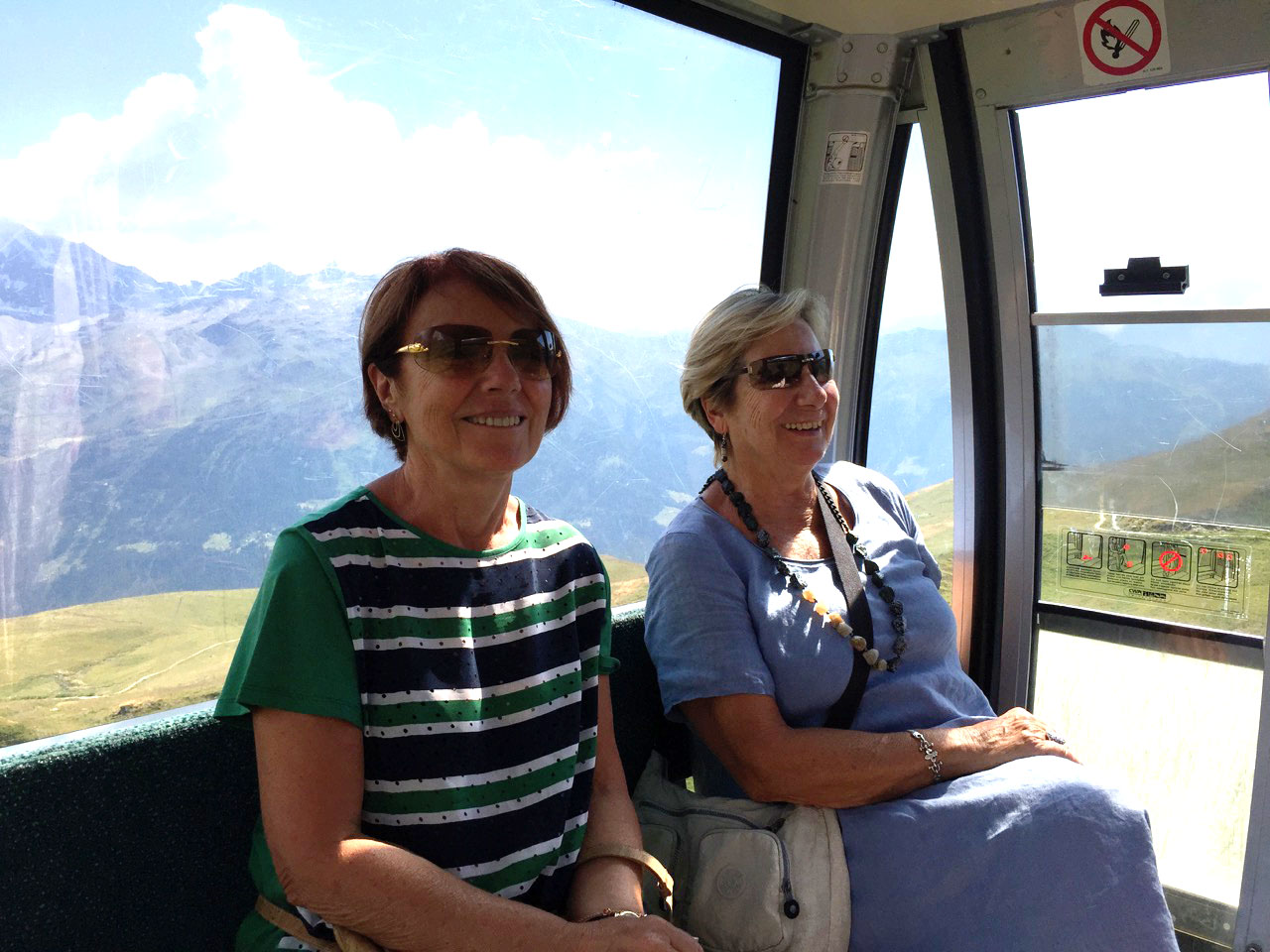 Ana y Cris Verbier 2015