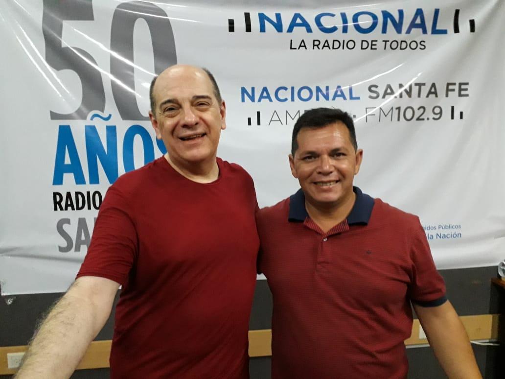 Radio Nacional Santa Fe