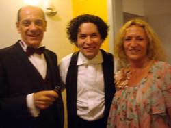 Con Gustavo Dudamel