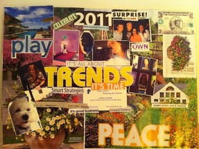Create an Intentional Collage for the New Year