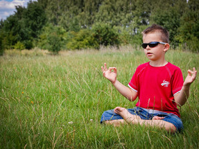 Teach your Child to Meditate During the Pandemic