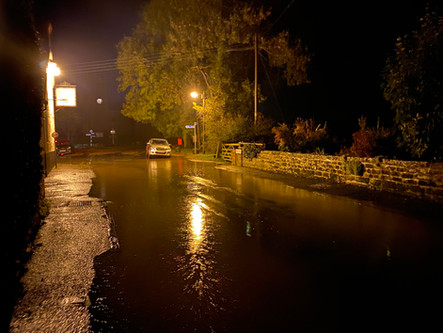 Great Flood of Norton In Hales 2019