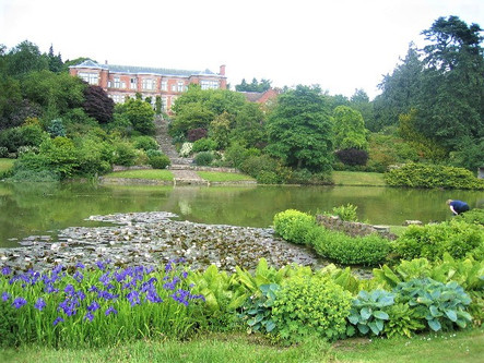 11th May 2:00PM - Visit Hodnet Hall Gardens