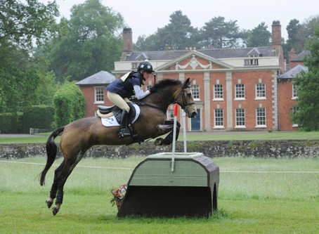 Brand Hall Horse Trials: 31st May - 2nd June