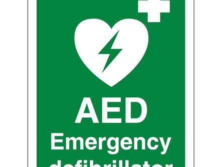 Norton in Hales Cardiac Defibrillator: Public Access
