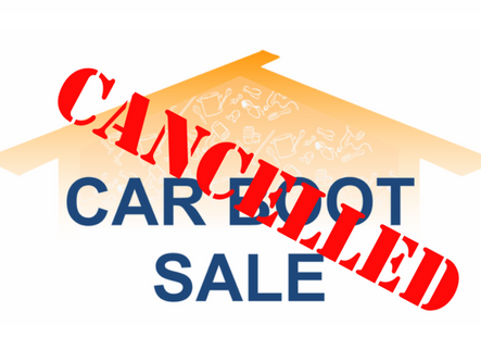 Canelled - Car Boot Sale