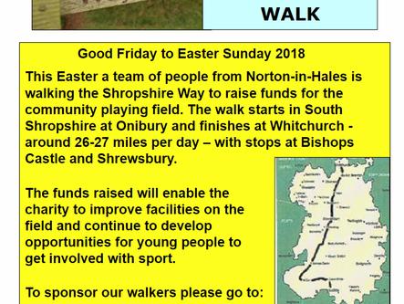 Sponsored: Three Marathons Walk