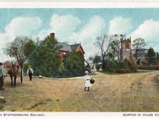 History of Norton Parish