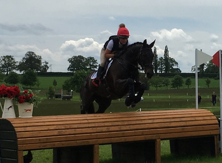 Brand Hall International Horse Trials: 31st May - 2nd June