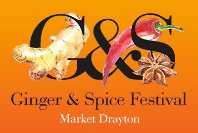 Sat 26th - 29th Sept - Ginger & Spice Festival, Market Drayton
