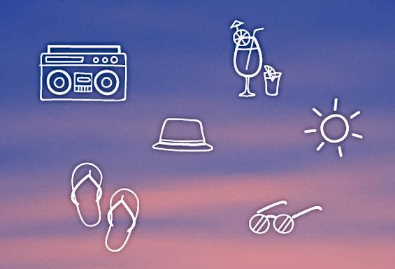 WEERBERICHT: Zomerse feestdag, tijdens het weekend iets minder warm, daarna enkele zomerse dagen