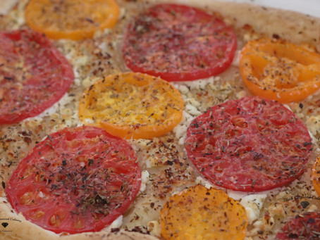 WHAT'S COOKING? RECIPE ALERT: Tomato & Goat Cheese Tart