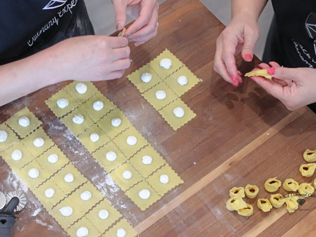WHAT'S COOKING? RECIPE ALERT: Cheese Tortellini