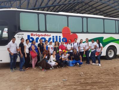 Brigadas de salud en Baranoa y Luruaco