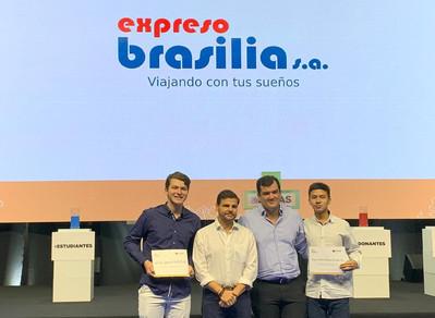 Fundación Brasilia entregó nuevas becas educativas en alianza con Uninorte
