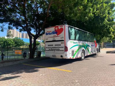 Expreso Brasilia apoya el Mundial Juvenil de Tenis