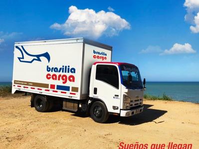 BRASILIA CARGA Y GIROS REINICIAN OPERACIONES