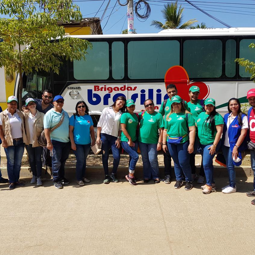 Brigada en Maríalabaja