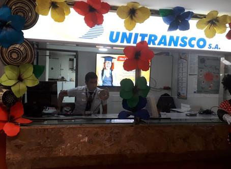 Unitransco prevé movilización de 31 mil viajeros durante el Carnaval