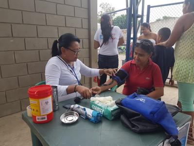 1.500 beneficiados con brigadas médicas gratuitas de Fundación Brasilia